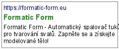 Formatic Form